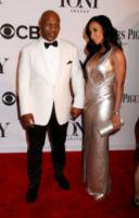 Kiki Tyson, Mike Tyson - New York - 09-06-2013 - Scarlett Johansson: Che noia i Tony Awards!