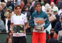 David Ferrer, Rafael Nadal - Parigi - 10-07-2013 - Nadal leggendario: in bacheca l'ottavo Roland Garros