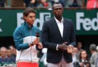 Usain Bolt, Rafael Nadal - Parigi - 10-07-2013 - Nadal leggendario: in bacheca l'ottavo Roland Garros