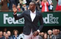 Usain Bolt - Parigi - 10-07-2013 - Nadal leggendario: in bacheca l'ottavo Roland Garros
