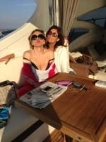 Barbara D'Urso - Milano - 10-06-2013 - Dillo con un tweet: a letto con Aida Yespica