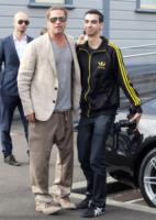 Brad Pitt - Sidney - 10-06-2013 - La leadership dei sex symbol è a rischio, Brad Pitt è gonfio