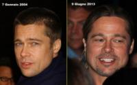 Brad Pitt - Los Angeles - 10-06-2013 - La leadership dei sex symbol è a rischio, Brad Pitt è gonfio