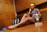 Serena Williams - Parigi - 08-06-2013 - Serena Williams è fidanzata: sposerà Alexis Ohanian