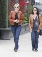 Dr. Lara Embry, Jane Lynch - New York - 04-05-2012 - Jane Lynch e Lara Embry si separano dopo tre anni