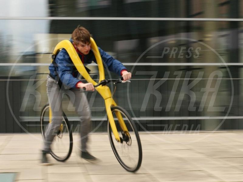 Fliz Bike - Monaco - 11-06-2013 - Fliz Bike: la bicicletta da indossare
