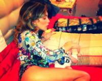 Belen Rodriguez - 11-06-2013 - Dillo con un tweet: Fanny e Balo fidanzati con diamante
