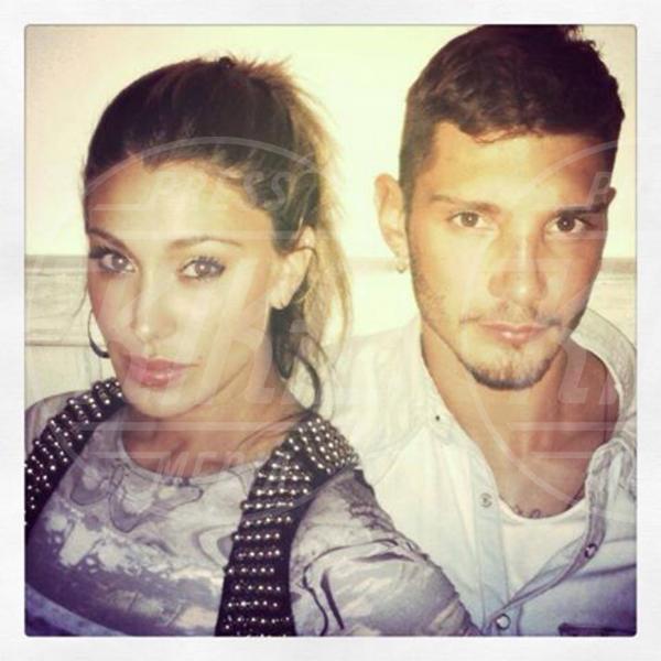 Stefano De Martino, Belen Rodriguez - 11-06-2013 - Dillo con un tweet: Fanny e Balo fidanzati con diamante