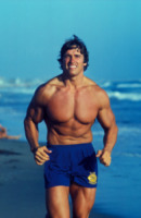Arnold Schwarzenegger - Venice Beach - 07-07-1976 - Auguri Arnold Schwarzenegger! L'attore compie 70 anni