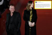 Gigi D'Alessio, Anna Tatangelo - Roma - 14-11-2012 - Anche Ricky e Simona tra le star vittime dei topi d'appartamento