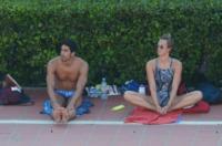 Federica Pellegrini, Filippo Magnini - Roma - 12-06-2013 - Pellegrini-Magnini: quando la coppia del nuoto va a fondo!