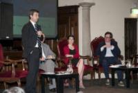 Andrea Orlando, Cristina Tajani - Milano - 12-06-2013 - Tech Stories, il politecnico si racconta