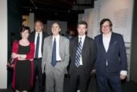 Federico Bucci, Andrea Orlando, Giovanni Azzone, Cristina Tajani - Milano - 12-06-2013 - Tech Stories, il politecnico si racconta