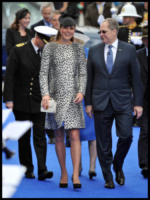 Kate Middleton - Southampton - 13-06-2013 - La bellezza di Kate Middleton non va mai alla deriva