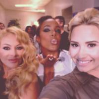 Demi Lovato - 12-06-2013 - Dillo con un tweet: per Federica Nargi la prova costume e' gia' ok