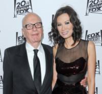 Wendi Deng, Rupert Murdoch - Hollywood - 06-02-2007 - E' finito il matrimonio tra Rupert Murdoch e Wendi Deng