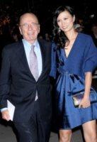 Wendy Deng, Rupert Murdoch - New York - 10-11-2008 - E' finito il matrimonio tra Rupert Murdoch e Wendi Deng