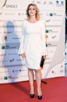 Claudia Gerini - Roma - 29-05-2013 - Non solo LBD: oggi il tubino è anche bianco!