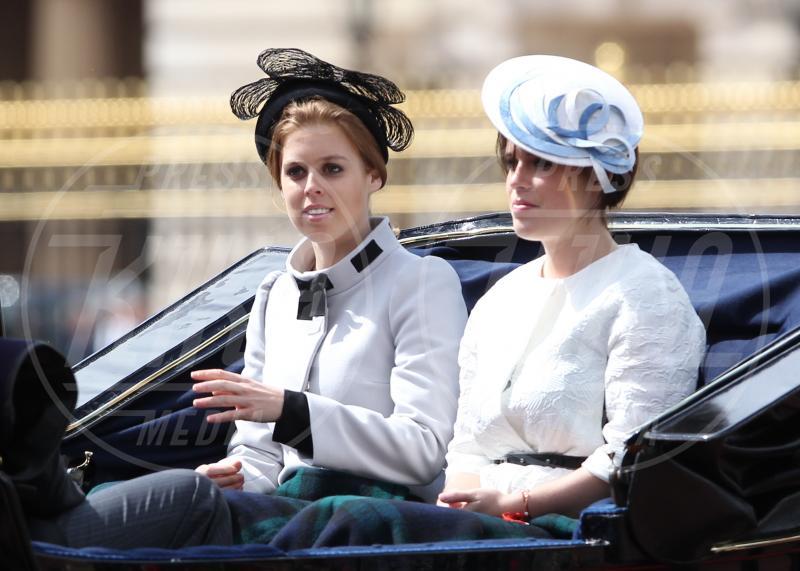 Principessa  Beatrice di York, Principessa Eugenia di York - Londra - 15-06-2013 - Il mondo è bello vicino a mio fratello