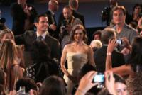 Zack Snyder, Henry Cavill, Amy Adams - Taormina - 15-06-2013 - Russell Crowe inaugura con stile il Festival di Taormina