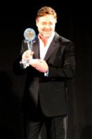 Russell Crowe - Taormina - 15-06-2013 - Russell Crowe inaugura con stile il Festival di Taormina