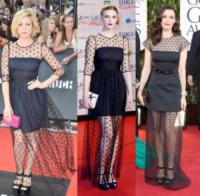 Gaia Weiss, Rachel Weisz, Brittany Snow - Brittany Snow, Gaia Weiss, Rachel Weisz: chi lo indossa meglio?