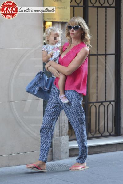 Mia Facchinetti, Alessia Marcuzzi - Roma - 17-06-2013 - Arriva l'estate, annunciata dalle classiche infradito