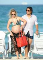Lorelei Taron, Radamel Falcao - Miami - 17-06-2013 - Radamel Falcao, in attesa del figlio e del Montecarlo