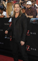 Brad Pitt - New York - 17-06-2013 - World War Z, record d'incassi in carriera per Brad Pitt