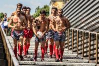 Rugby - 18-06-2013 - Sexy rugbisti per la presentazione di Perofil Hawaiki-New Zeland