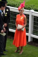 Katherine Jenkins - Ascot - 18-06-2013 - Viola o arancione? È questo il dilemma… per Halloween!