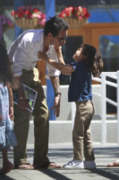 Max Anthony, Marc Anthony - Los Angeles - 19-06-2013 - Marc Anthony e Jennifer Lopez: insieme in nome dei figli
