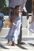 Emme Anthony - Los Angeles - 19-06-2013 - Marc Anthony e Jennifer Lopez: insieme in nome dei figli