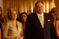 James Gandolfini, Edie Falco - Los Angeles - 28-03-2007 - E' morto James Gandolfini della serie tv I soprano