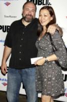 Deborah Lin, James Gandolfini - Los Angeles - 21-06-2010 - E' morto James Gandolfini della serie tv I soprano