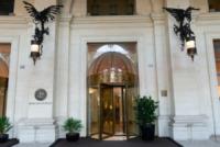 Hotel Exedra Boscolo - Roma - 20-06-2013 - Roma:   James Gandolfini è morto qui