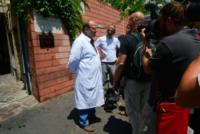 Obitorio - Roma - 20-06-2013 - Roma:   James Gandolfini è morto qui