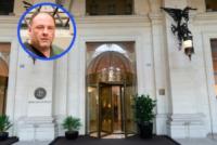 James Gandolfini - 20-06-2013 - Roma:   James Gandolfini è morto qui