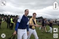Principe William, Principe Harry - Londra - 19-06-2013 - Andrea Rubio: 14enne resa celebre da una foto… principesca