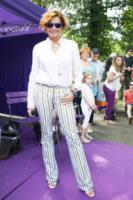 Simona Ventura - Milano - 21-06-2013 - Le celebrity nate con la camicia… bianca!