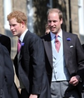 Principe William, Principe Harry - Londra - 22-06-2013 -