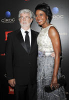 Melody Hobsom, George Lucas - Los Angeles - 16-06-2013 - George Lucas si è sposato con Melody Hobson