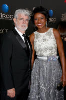 Melody Hobsom, George Lucas - Beverly Hills - 16-06-2013 - George Lucas si è sposato con Melody Hobson