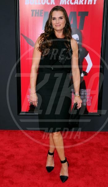 """Brooke Shields - New York - 23-06-2013 - """"A 40 anni non sei più sexy!"""" Sicura, Miley Cyrus?"""