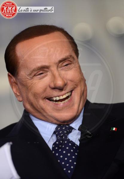 Silvio Berlusconi - Roma - 20-02-2013 - Silvio Berlusconi in ospedale per battito cardiaco irregolare