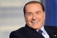 Silvio Berlusconi - Roma - 09-01-2013 - Paura per Berlusconi, caduto a Portofino: dimesso dopo la sutura