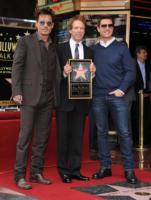 Jerry Bruckheimer, Johnny Depp, Tom Cruise - Los Angeles - 24-06-2013 - Jerry Bruckheimer riceve la stella sulla Walk of fame