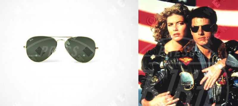 Top Gun, Kelly McGillis, Tom Cruise - Occhiali da sole - Los Angeles - 25-06-2013 - Star e occhiali da sole, legame indissolubile!