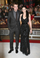 Robert Pattinson, Kristen Stewart - Londra - 16-11-2011 - Gli amori nati sul set e naufragati nella realtà