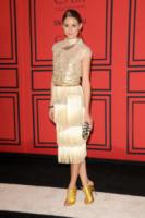 Olivia Palermo - New York - 03-06-2013 - Tanto oro per illuminare il Capodanno 2014